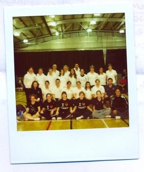 Trampolining Team/Loughborough/3rd year